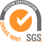 Occupational Health & Safety Management SystemCertificate