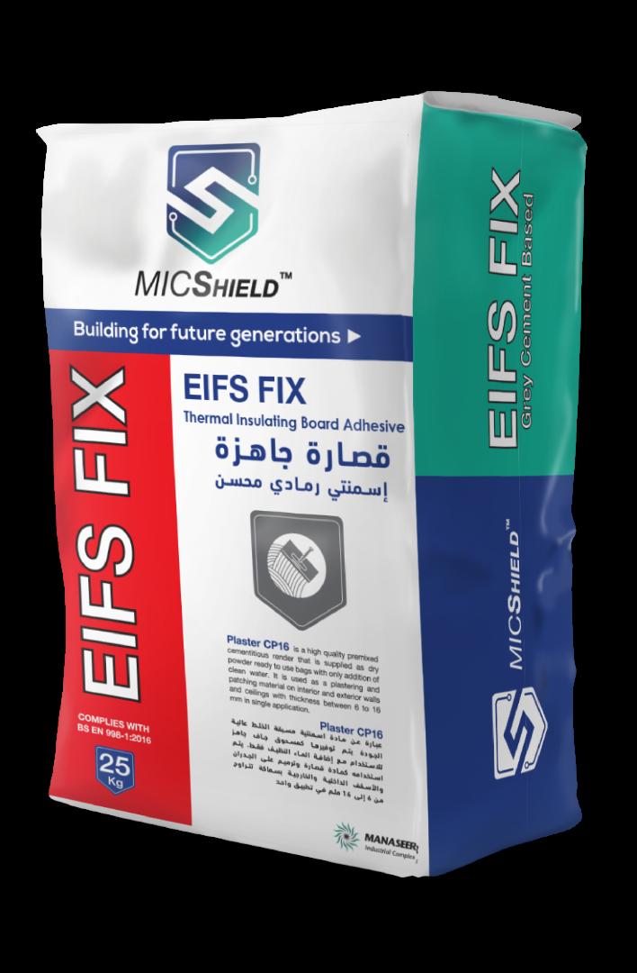 EIFS Fix