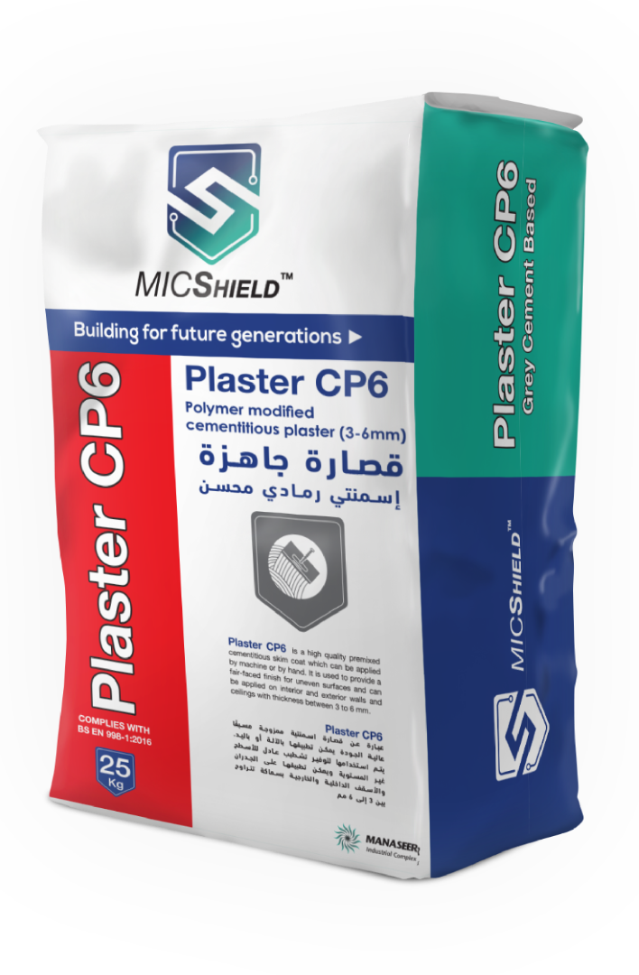 Plaster CP6