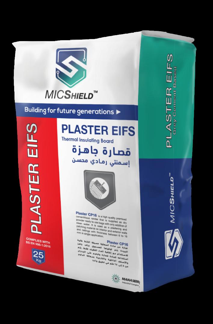Plaster EIFS